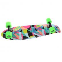 Купить скейт мини круизер penny nickel ltd slater 7.5 x 27 (68.6 см) белый,мультиколор 1124891
