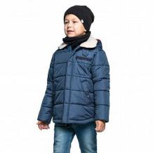 Купить куртка boom by orby, цвет: синий ( id 10859810 )