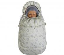 Купить топотушки демисезонный конверт для новорожденного бемби звезда 14