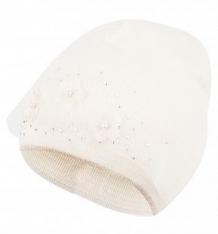 Купить шапка jamiks judy, цвет: бежевый ( id 8249587 )