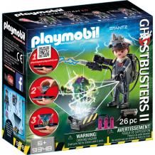 Купить конструктор playmobil охотник за приведениями - рэймонд стэнц 9348pm