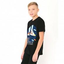 Купить футболка cubby, цвет: черный ( id 12757984 )