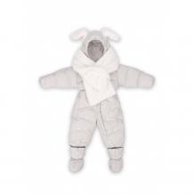 Купить happy baby комбинезон детский с меховым шарфом 89008