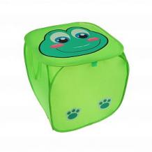 Купить корзина для игрушек наша игрушка лягушонок ( id 12745558 )