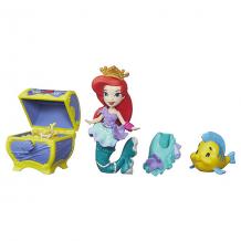 """Купить игровой набор с мини-куклой disney princess """"маленькое королевство"""" ариэль ( id 8401603 )"""