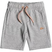 Купить шорты классические детские quiksilver evertrackshboy light grey heather серый ( id 1199575 )