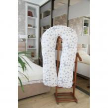 Купить подушкино подушка для беременных u-образная бабочки 300 см (сатин)
