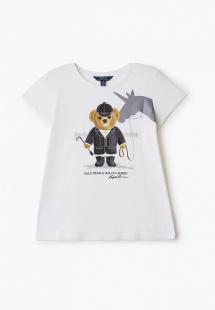 Купить футболка polo ralph lauren po006egggkz5ins