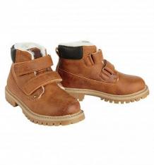 Купить ботинки twins, цвет: коричневый ( id 9396691 )