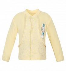 Купить кофта мелонс, цвет: желтый ( id 6929125 )