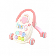 Купить ходунки everflo игровой центр bunny pink hs0392228 пп100004869