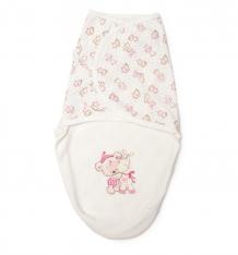 Купить babyglory пеленка обнимашки, цвет: розовый ob008