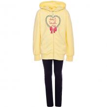 Купить комплект: толстовка и брюки trybeyond для девочки 10964476