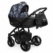 Купить коляска 3 в 1 mr sandman apollgfs, цвет: черно-белый ( id 12548212 )