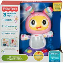 Купить интерактивная игрушка fisher-price обучающий робот бибель ( id 5004508 )