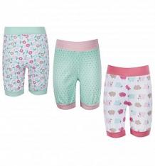 Комплект шорты 3 шт Lucky Child Овечки, цвет: голубой ( ID 2134388 )