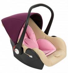 Купить автокресло leader kids baby leader comfort ii, цвет: бежевый/розовый ( id 8687047 )