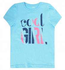 Купить футболка umka, цвет: голубой 206-021-00002