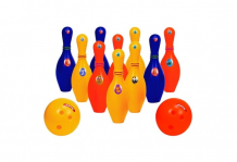 Купить edu-play набор для боулинга зоопарк bl-3123