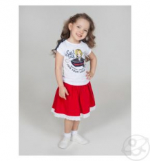Купить юбка sweet berry, цвет: красный ( id 10346288 )