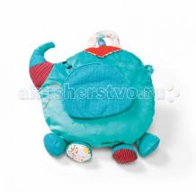 Купить lilliputiens слоненок альберт: мягкая игрушка-подушка 86737