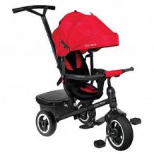 Купить трехколесный велосипед moby kids rider 360° 10x8 air car, цвет: красный ( id 10459352 )