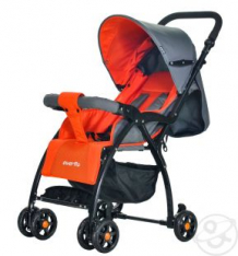Прогулочная коляска Everflo Cricket Е-219, цвет: Orange ( ID 6711427 )