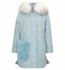 Купить куртка boom by orby, цвет: голубой ( id 9917802 )