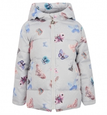 Купить куртка ovas беатриче, цвет: серебряный ( id 10377392 )