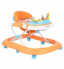 Купить ходунки capella go!, цвет: оранжевый ( id 6621289 )