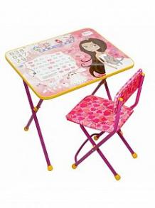 Купить набор мебели ника познайка принцесса ( id 7432921 )