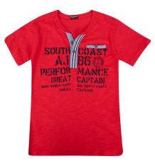 Купить футболка tuffy, цвет: красный ( id 9890259 )
