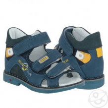 Купить сандалии bebetom, цвет: синий ( id 11658280 )