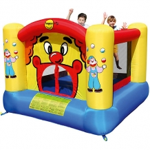 """Купить надувной батут """"веселый клоун"""", happy hop 5530629"""