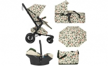Купить коляска concord neo mobility set (sleeper+air) 3 в 1 nasc09