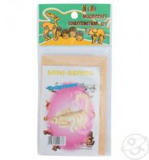Купить сборная деревянная модель wooden toys скорпион ( id 2958455 )