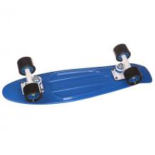 Купить скейт мини круизер taste orboard blue 6 x 22.5 (57.2 см) синий
