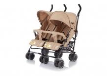 Купить baby care коляска для двойни city twin