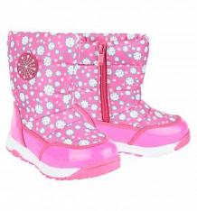 Купить сапоги bi&ki, цвет: розовый ( id 7666201 )