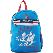 Купить рюкзак u.s. polo assn, голубой ( id 12245196 )