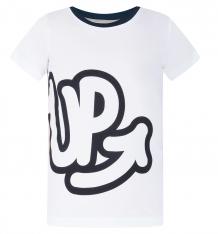 Купить футболка kiki kids лидер, цвет: белый ( id 8163913 )