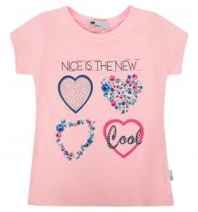 Купить футболка tuffy, цвет: розовый ( id 9890508 )