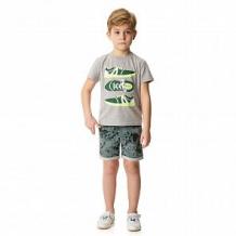 Купить футболка mirdada, цвет: серый ( id 11906518 )