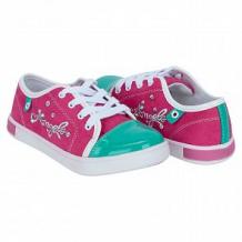 Купить кеды indigo kids, цвет: розовый ( id 8277709 )