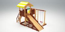 Купить савушка детская игровая площадка 4 сезона-9 с4с-09