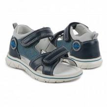 Купить сандалии kidix, цвет: синий ( id 11714116 )