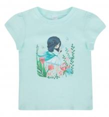 Купить футболка newborn, цвет: салатовый ( id 10016136 )