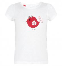 Купить футболка kiki kids весна, цвет: белый ( id 8165191 )