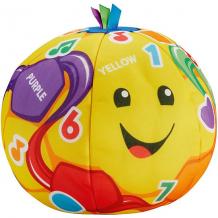 """Интерактивная игрушка Fisher Price """"Смейся и учись"""" Футбольный мячик ( ID 8300871 )"""