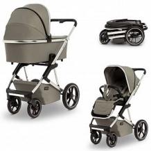 Купить коляска 2 в 1 moon style, цвет: taupe ( id 12588406 )